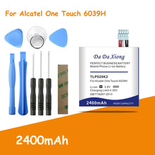 Newly Upgraded High Quality 2400mAh TLp020K2 Battery for Alcatel One Touch 6039H 6039Y 6039K