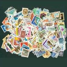 2000 sztuk/partia nie powtórzyć europejskiej znaczek pocztowy kolekcje z europy Post Mark znaczki pocztowe wszystkie używane do zbierania prezenty