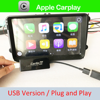 Carlinke USB Adapter CarPlay Dongle For Android Car Head Unit Zbox2 Plug And Play For Touch