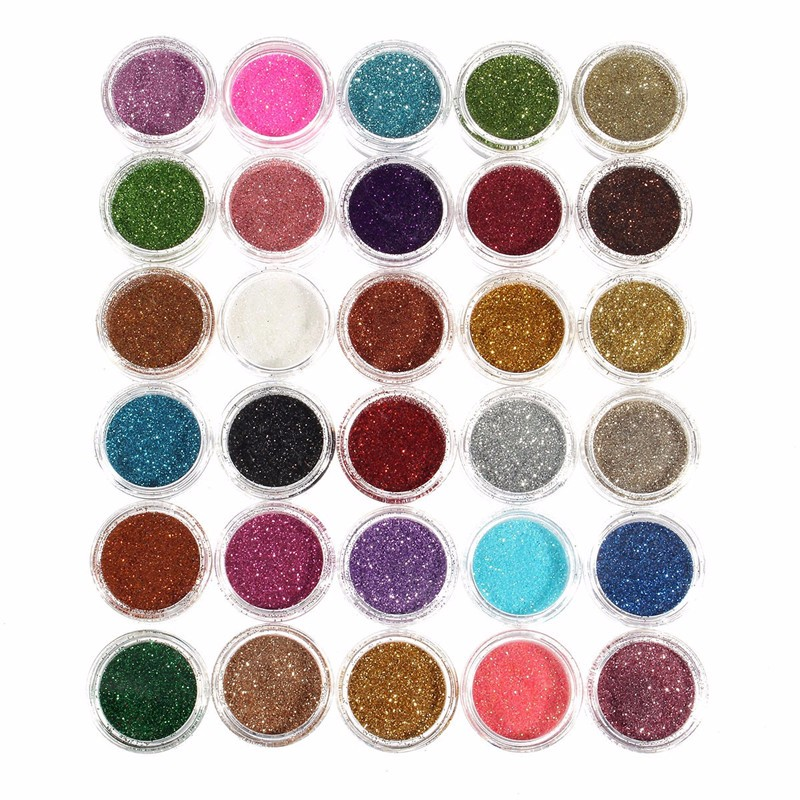 Beauty & Health Hybrid Sequins Glitter Round Colorful Glitter Cream Pots Face Eyes Shadow Body Shadow Glitter Beauty Makeup Mermaid Sequin Gel Catalogues Will Be Sent Upon Request