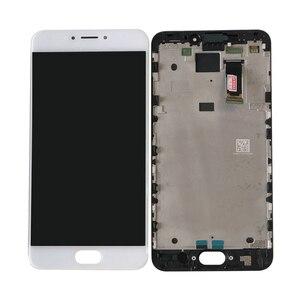 Image 2 - 5.5 เดิม M & Sen สำหรับ Meizu MX6 หน้าจอ LCD จอแสดงผล + หน้าจอสัมผัส Digitizer สำหรับ Meizu MX6 จอแสดงผล