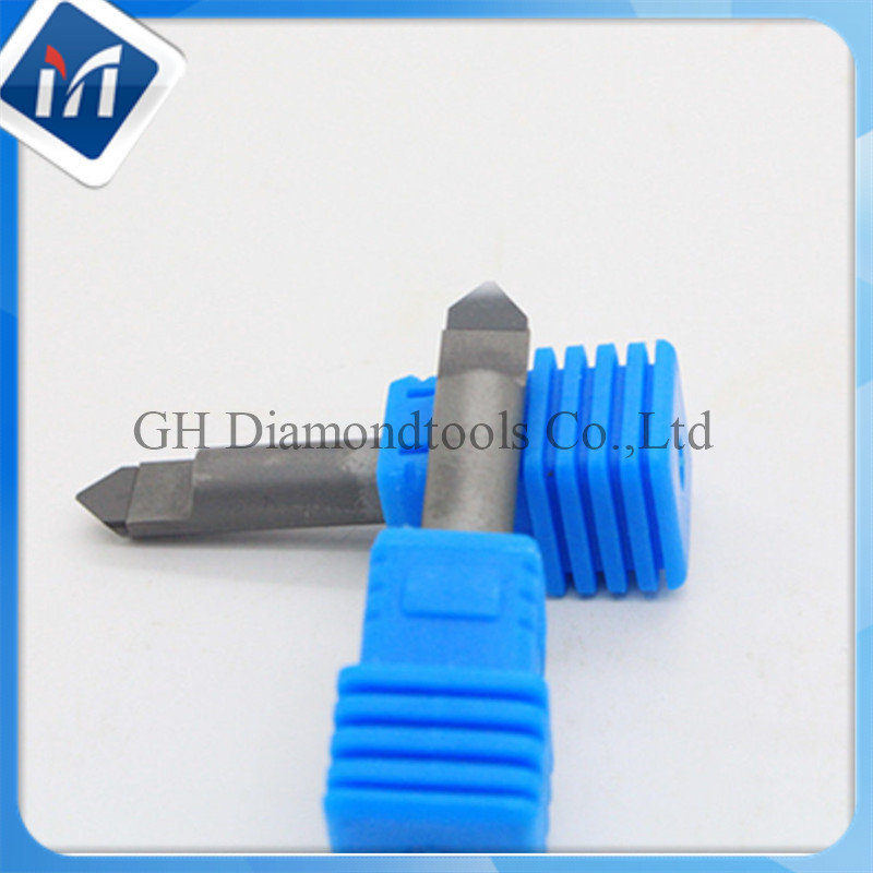 6X35X0.2mm PCD diamond engraving bits cutter CNC Carving Tools Stone Engraving Bits on Hard Granite turning tools huhao 1pc 6mm cnc router end mill diamond pcd tools stone hard granite cutting engraving bits 30 35 40 45 degree pcd cutter