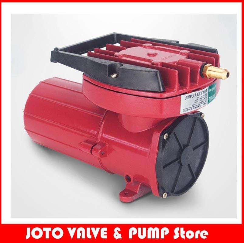 DC Permanent Magnetic Aerator Air Compressor Pump 135W Hydroponics Pond Oxygen Pump