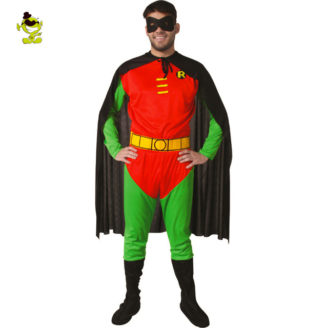 Super Hero Halloween Costume Adults Man Superman Dress Up Clothing Cartoonu0026Movie character Role Play Outfits Party  sc 1 st  AliExpress.com & Super Hero Halloween Costume Adults Man Superman Dress Up Clothing ...