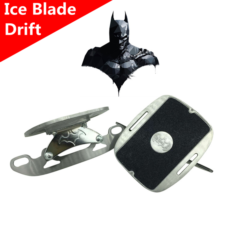 [Ice Blade Drift Board] Ice Blade Drift Board With 3mm Thickness Blade For Skateboard Player