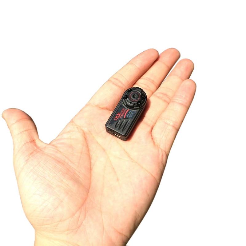HD 1080P Mini Camera QQ6 Night Vision Micro Camera Motion Detector Car DVR Video Recorder Sport