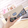 Hot New printing Women Wallet Purse PU Leather Women Long Luxury Brand Wallet Female Day Lady Clutch D1037-3