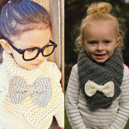 Dzieci dziecko zima ciepłe dzianiny szalik wełniany dziewczyna dzianiny szyi Wrap szalik odzież dla dzieci biały różowy niebieski brązowy