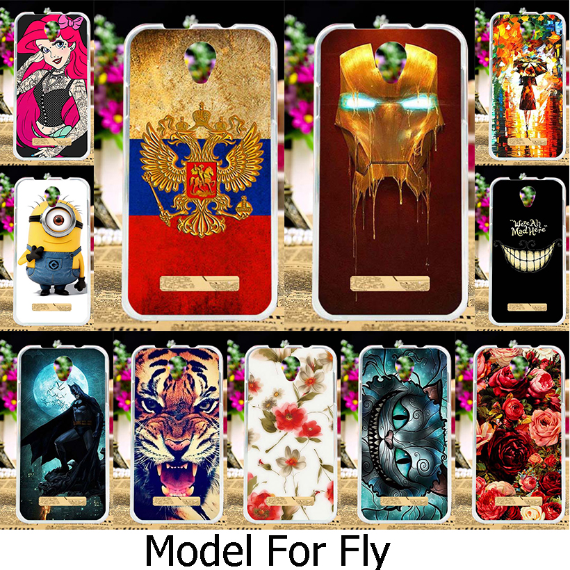 AKABEILA Phone Case For Fly IQ4405 quad evo chic 1 IQ4415 quad Era Style 3 IQ4416 quad Era Life5 IQ4514 EVO Tech 4 IQ 4514 tech4
