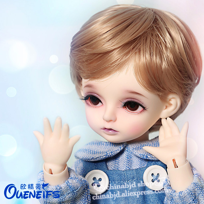 OUENEIFS free shipping Gary 1/6 bjd sd doll model reborn baby girls boys doll eyes High Quality toys shop makeup resin uncle 1 3 1 4 1 6 doll accessories for bjd sd bjd eyelashes for doll 1 pair tx 03