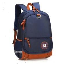 купить Children School Bags For Girls Boys Orthopedic Backpack Kids Backpacks schoolbags Primary School backpack Kids Satchel mochila по цене 1266.15 рублей
