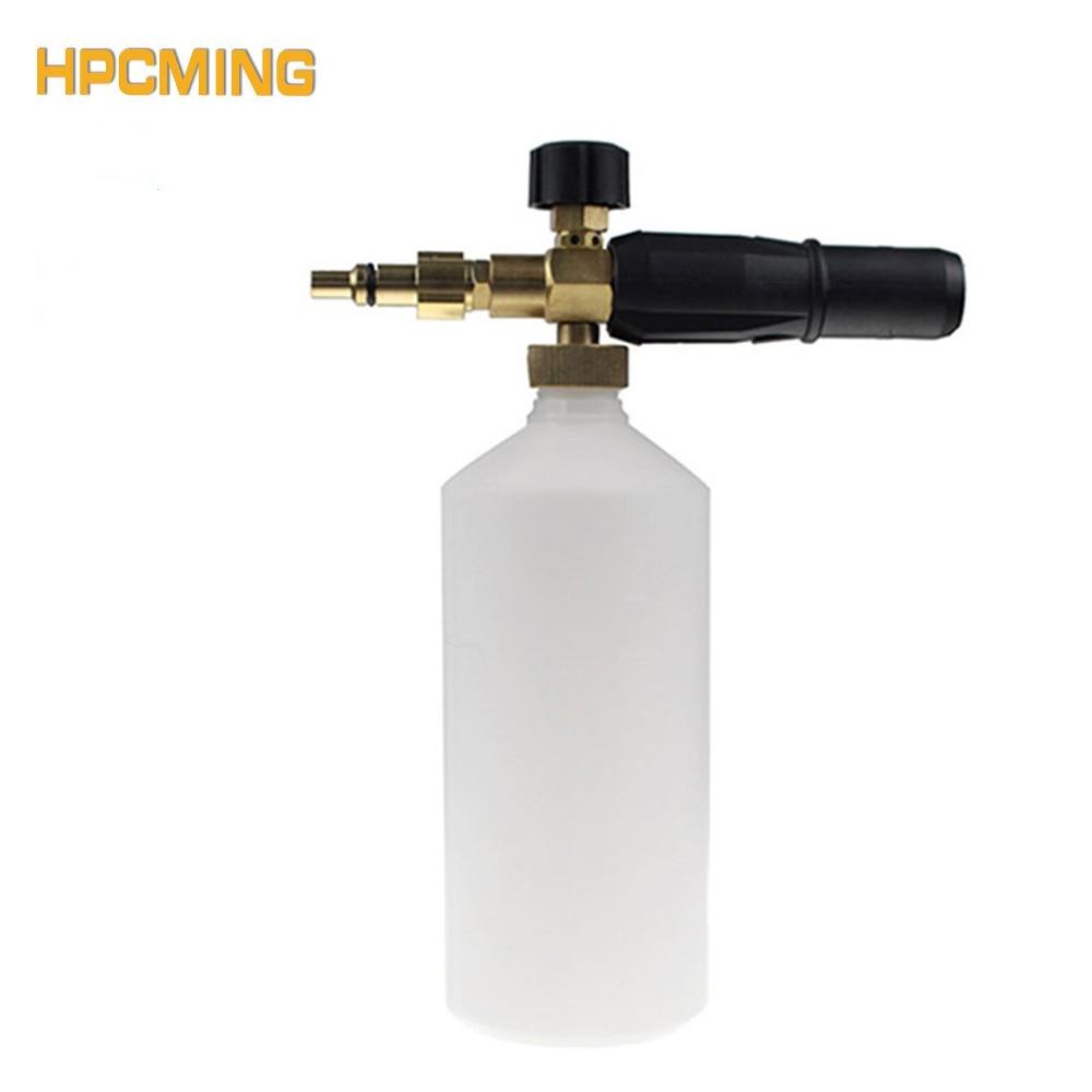 Foam cannon of High Pressure Foam Gun For Lavor Parkside Foreman Sterwins Hitachi Sorokin Copokin Hammer Washer (cw033) ...