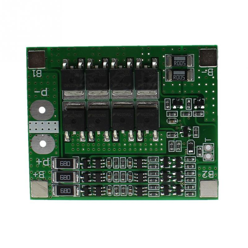 3S 30A 12 V Li-ion Lithium 18650 Battery BMS Packs PCB Protection Board Balance Integrated Circuits Electronic Module image