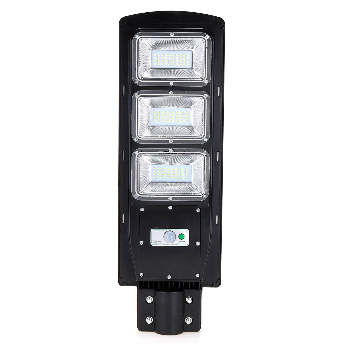 60 W mur LED lampe lampadaire + Radar mouvement 2 en 1 constamment lumineux et Induction télécommande extérieure
