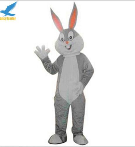 New Style 2018 Easter Carrot Bunny Rabbit Cartoon Mascot Costume