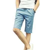 Newest Summer Casual Shorts Men Cotton Fashion Style Mens Shorts Bermuda Beach Black Shorts Plus