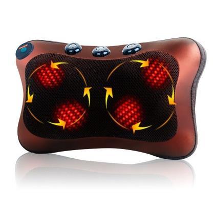 Auto hause kissen Schulter massage kissen neck massager multi-funktion volle-körper massage kissen zum anlehnen