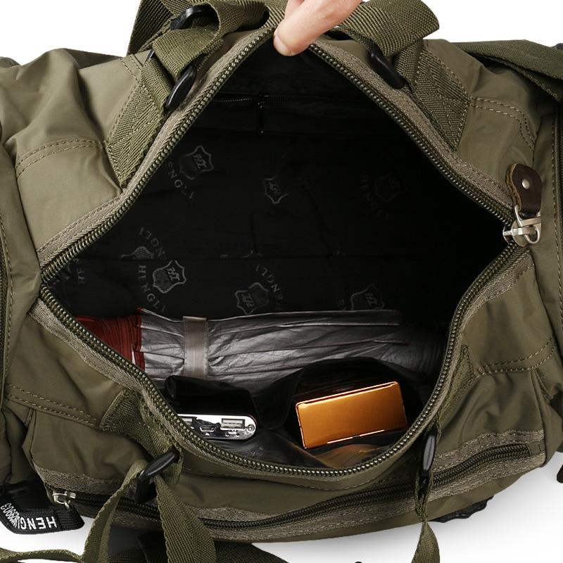 Ruil Men's Travel Bag қапталған Оксфорд - Багаж және саяхат сөмкелері - фото 6