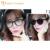 IVSTA Compre uno y llévese 5 Magnética Clip de Gafas de Sol Gafas Mujeres con Magnética Clip en Gafas de Sol Polarizadas gafas de ojo de Gato 2205 de Lectura marco
