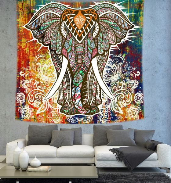 Magnificent 90+ Hanging Wall Tapestry Design Ideas Of