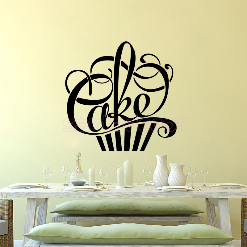 Colorful Kitchen Wall Art Decals Collection - Art & Wall Decor ...