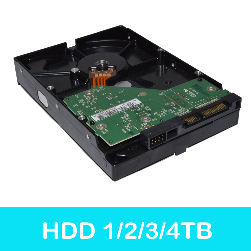 3.5 Inch 5400rpm/7200rpm Sata3 1TB 2TB 3TB 4TB HDD For CCTV KIT DVR NVR Video Record Free Shipping