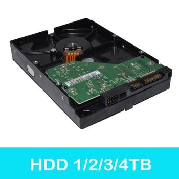 3.5 inch 5400rpm/7200rpm sata3 1TB 2TB 3TB 4TB HDD for CCTV KIT DVR NVR video record free shipping цена 2017