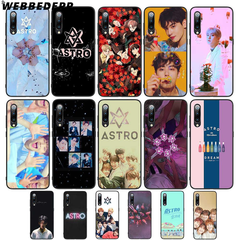 Webbedepp Astro Kpop Boy Soft Tpu Case Cover For Xiaomi Redmi Go