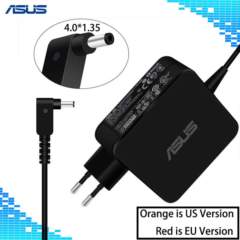 4.0*1.35mm 19V 3.42A 65W ADP-65AW A CC A AC Power Charger For ASUS S200E X201E X503M UX21A UX31A UX32A UX302 UX300 UX303 Laptop4.0*1.35mm 19V 3.42A 65W ADP-65AW A CC A AC Power Charger For ASUS S200E X201E X503M UX21A UX31A UX32A UX302 UX300 UX303 Laptop