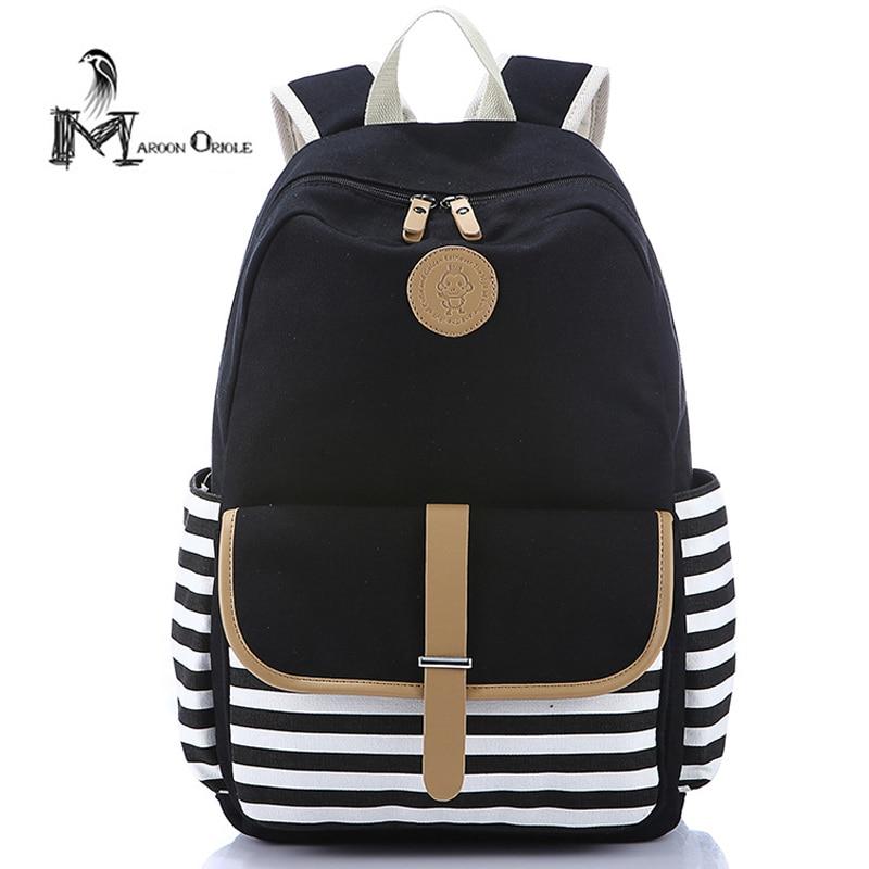 Online Get Cheap Navy Blue Canvas Backpack -Aliexpress.com ...