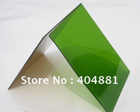 1064nm Laser-Fenster / Laser-Sicherheitsfenster (Länge 285 mm x - Schutz und Sicherheit - Foto 1