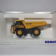 Литая игрушка модель подарок UH8009 1:50 Масштаб Komatsu HD605 внедорожный грузовик строительная техника для украшения, коллекция