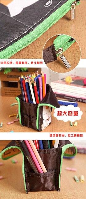 Naruto Uzumaki Waterproof PU Pencil case
