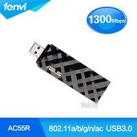 ใหม่A SUS USB-AC55R 2.4กรัม/5กิกะ
