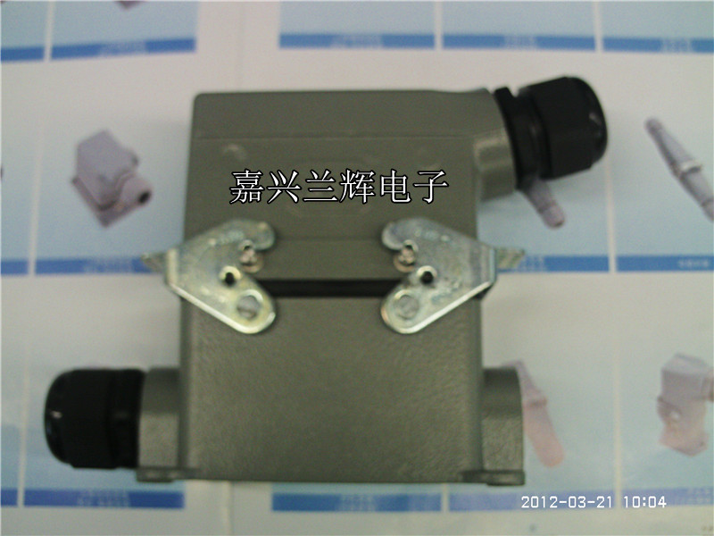 Connector waterproof connector hdc-he-016-3 16 core hot hdxbscn hdc he 006m 35a connector