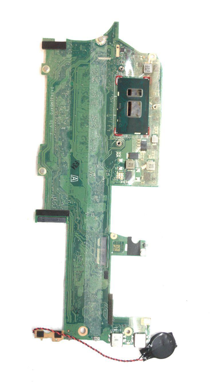 DA0X31MBAF0 907558-601 907558-001 аккумулятор большой емкости 907558-501Applicable спектр 13-W X360 13-W010CA 13-W ноутбук материнская плата Процессор I7 7500U 16G