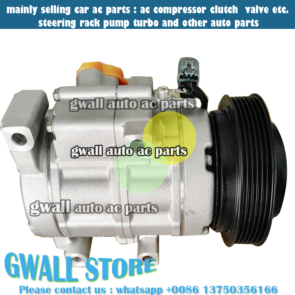high quality air conditioning compressor for mazda cx7 cx 7 for