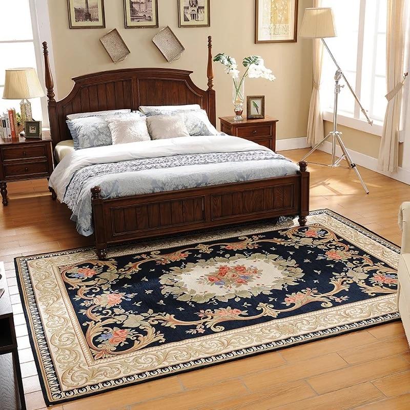 Tappeti camera da letto immagini ispirazione sul design for 8 piani di casa di camera da letto