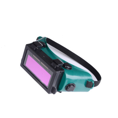 Solar Auto Darkening Welding Goggles DIN9-DIN13 Clamshell style Safety Protection Glasses Mask for Welders  цены