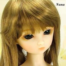OUENEIFS Volks Nana 1/3 cuerpo modelo de muñecas sd bjd reborn niñas ojos juguetes de Alta Calidad tienda de maquillaje resina