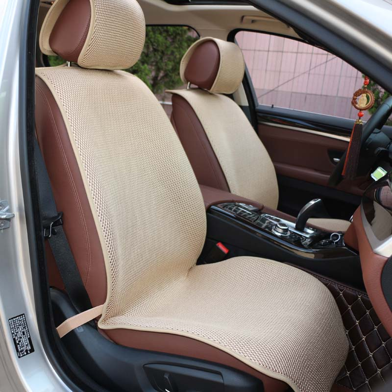 Material TypeLeatherCloth Ice Silk Special FeaturesComfortable And Breathablefour Seasons General Seat Mat