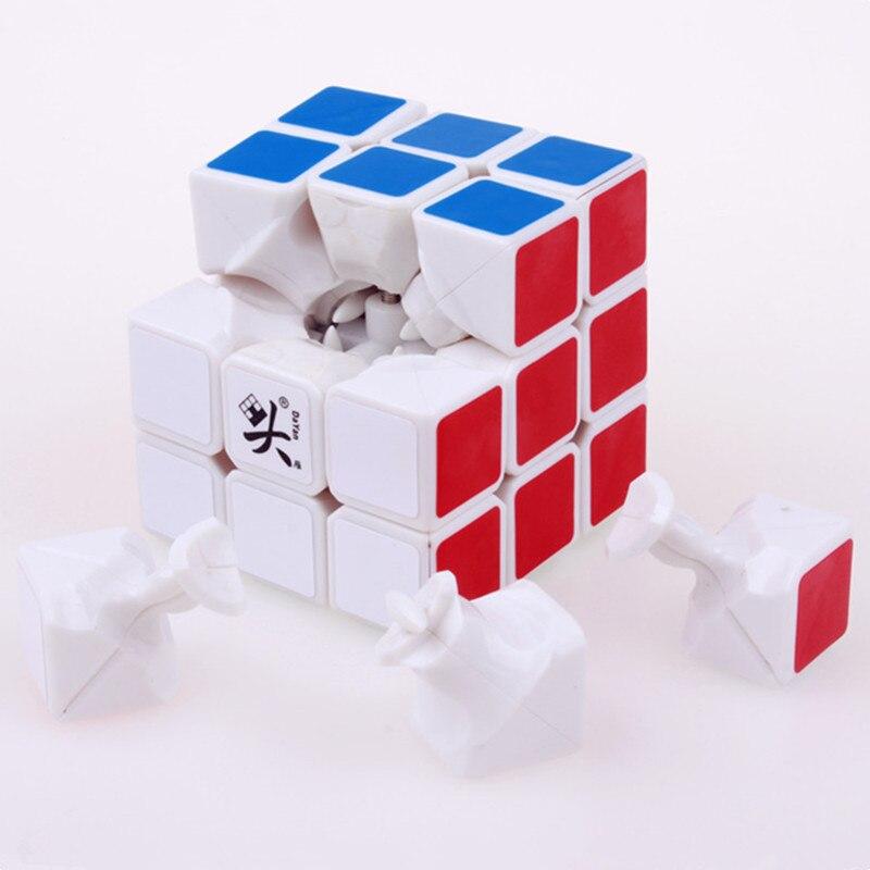 57mm 3x3x3 dayan 5 zhanchi magisk hastighet kub pussel ultralätt - Spel och pussel - Foto 3