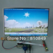 DVI + VGA tarjeta de Control + 15.4 pulgadas 1680*1050 Lcd panel LP154W02 B154SW01 N154Z1