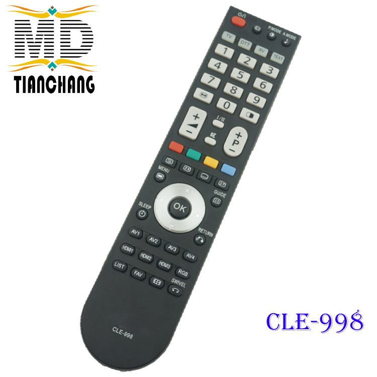 Original for Hitachi Universal CLE-998 CLE-999 CLE-1002 CLE-993 TV Remote Control