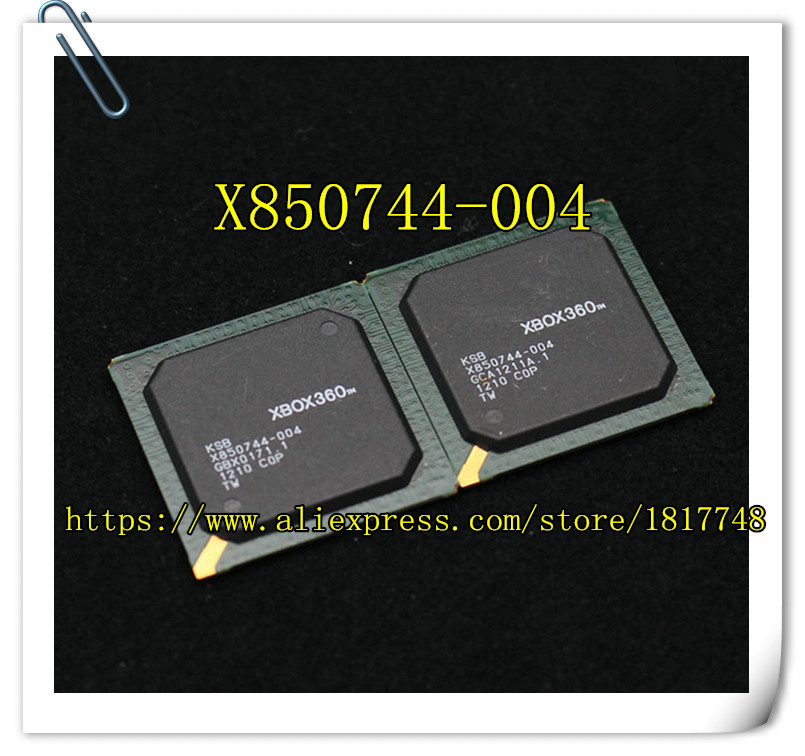 X850744-004 X850744 004  X850744  GPU BGA game chipset title=