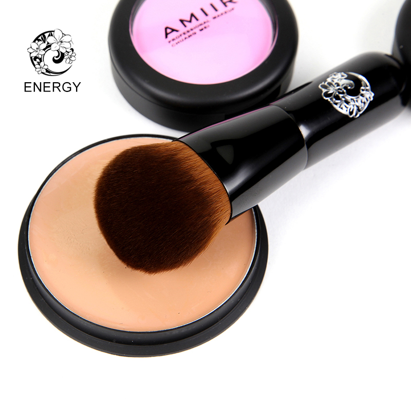 ENERGY Brand Professional Foundation Brush Make Up Makeup Brushes Pinceaux Maquillage Brochas Maquillaje Pincel energy brand weasel concealer brush makeup brushes make up brush pinceaux maquillage brochas maquillaje pincel maquiagem m101