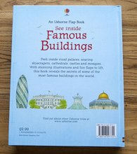 Famous Bulidings Flap Book