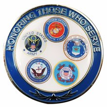 Custom Metal Challenge Coin hot sale USA military Forces Souvenir coins cheap custom made painted printed for Collect