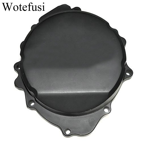 Wotefusi Motor Black Stator Engine Covers For Honda CBR 600RR F5  2007-2014 2008 2009 2010 2011 2012 2013 2014 [MT05] arashi motorcycle radiator grille protective cover grill guard protector for 2008 2009 2010 2011 honda cbr1000rr cbr 1000 rr