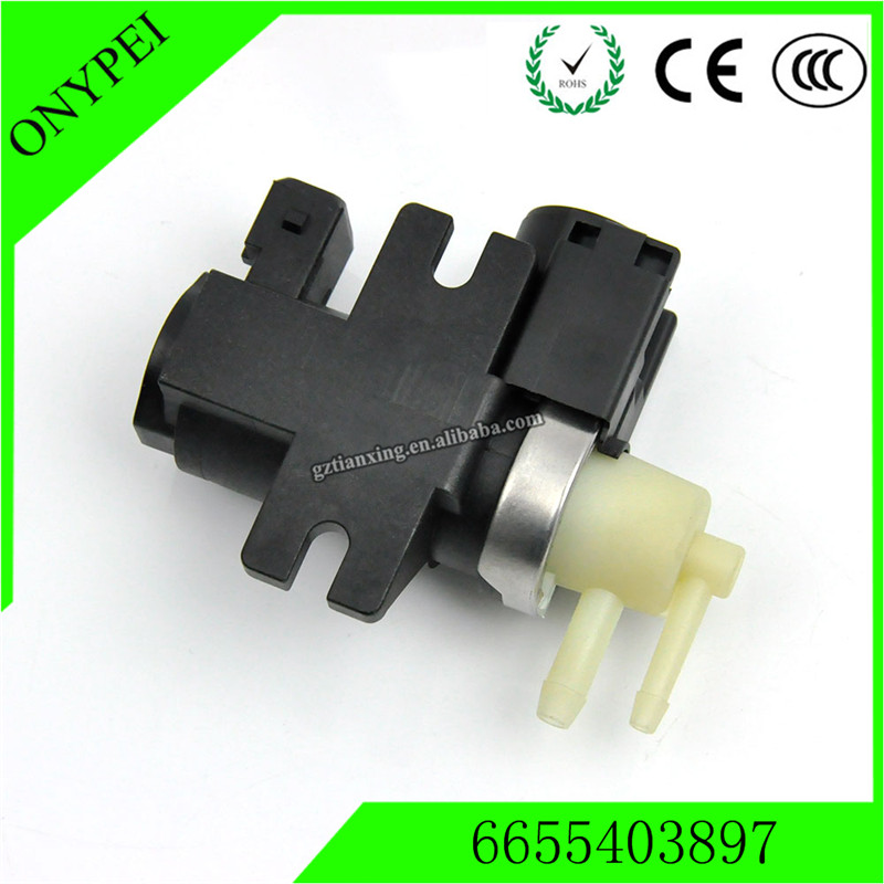 6655403897 30618057 Turbo Pressure Solenoid Valve For SSANGYONG KYRON,ACTYON,REX